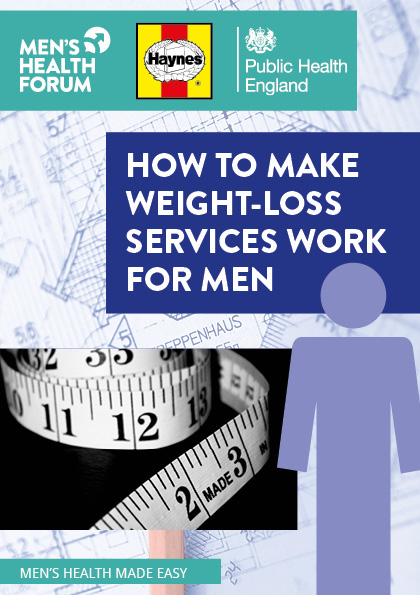 How to make weight-loss services work for men