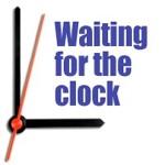 waitingfortheclock